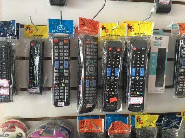Controle da televisão - Foto 5