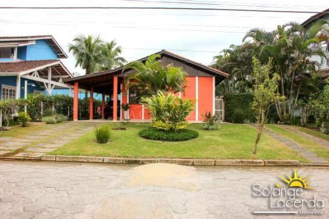 Casa de condomínio à venda com 3 dormitórios em Horto, Ubatuba cod:1274
