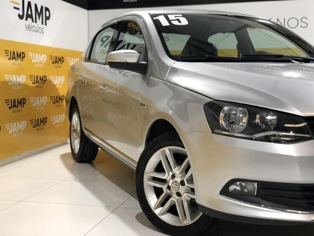 Volkswagen Voyage Evidence 1.6 Flex Mecânico 2015 - Foto 4