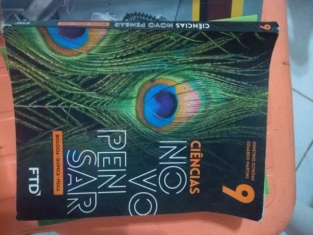 Livros nono ano (LEIA A DESCRIÇÃO) - Foto 4