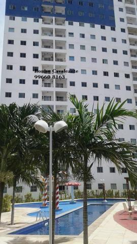 Jardins Residence -Venda ou aluguel - com vista mar e 2 vagas soltas - lazer e projetado