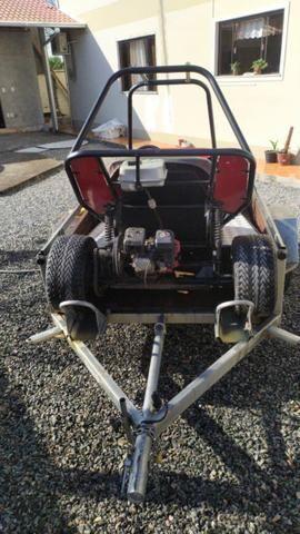 Mini Buggy e Carretinha 2016 - Foto 2