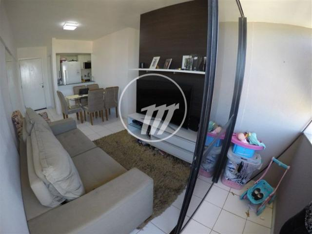 Apartamento nascente com 60,39 m², 3/4 (sendo 01 suíte), em Cruz das Almas. REF: C4197 - Foto 5