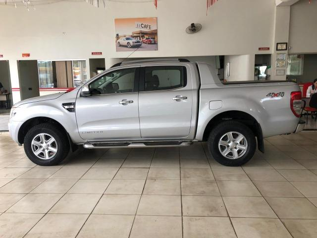 Ford Ranger Limited 3.2 4x4 Automática - Foto 4