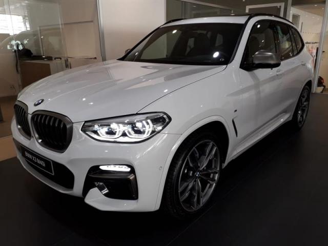 BMW X3 3.0 TWINPOWER GASOLINA M40I STEPTRONIC