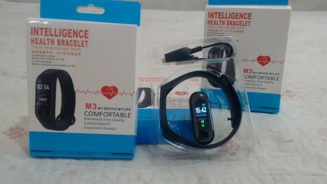 Relógio inteligente M3 - Foto 2