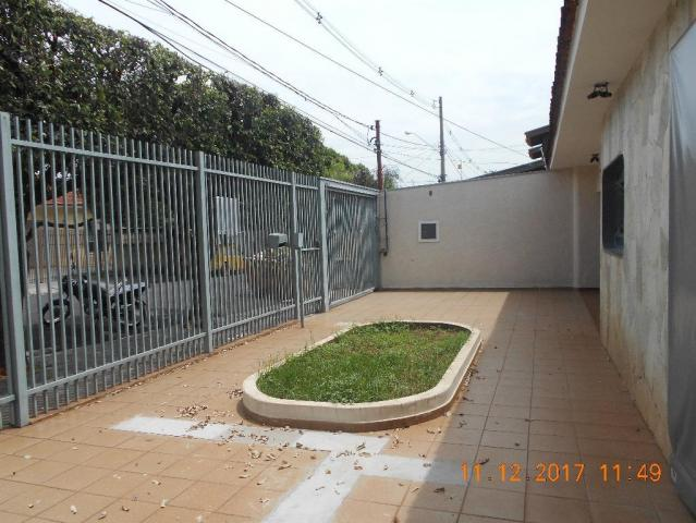 Casa residencial para locação 4 dorm no jardim nazareth, são josé do rio preto.