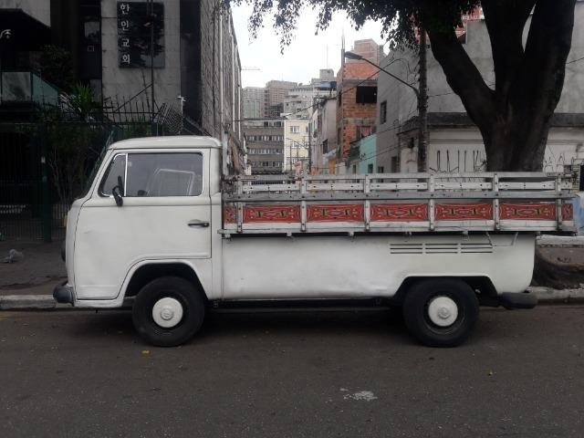 Kombi com carroceria - Foto 4