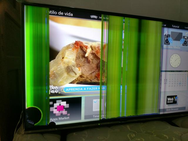 "Placa principal TV Smart 40"" panasonic - Foto 3"