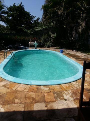 Sitio ideal para eventos, medindo 25x50m com piscina - Foto 5