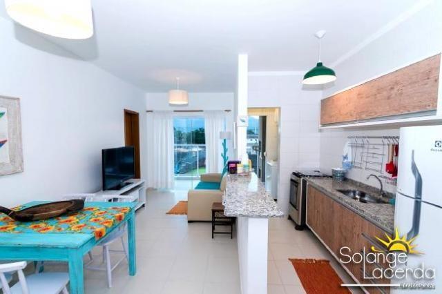Apartamento à venda com 2 dormitórios em Pereque-açu, Ubatuba cod:2539 - Foto 6