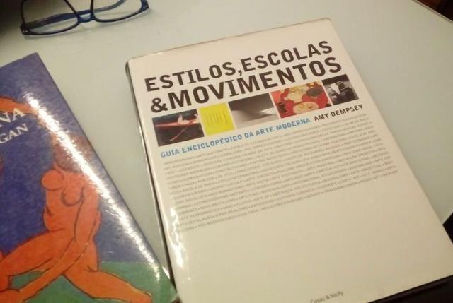 2 Livros de Arte (Estudo) - Foto 2