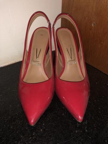Sapato vermelho - vizzano - Foto 2