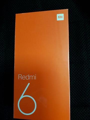 Smartphone Xiaomi Redmi 6A (16gb / 2 RAM )