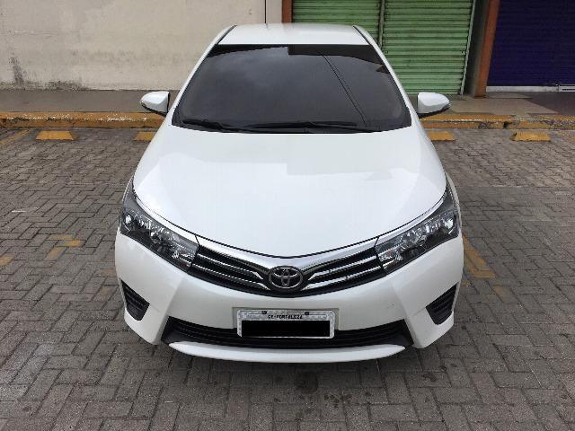 Corolla Gli Upper 1.8 2017 Branco Pérola Automático - Particular - Foto 7