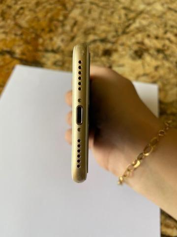 IPhone 7 - 256G dourado - Foto 3
