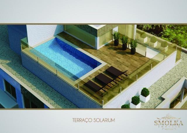 Apartamento à venda com 2 dormitórios em Jurerê, Florianópolis cod:9402 - Foto 2