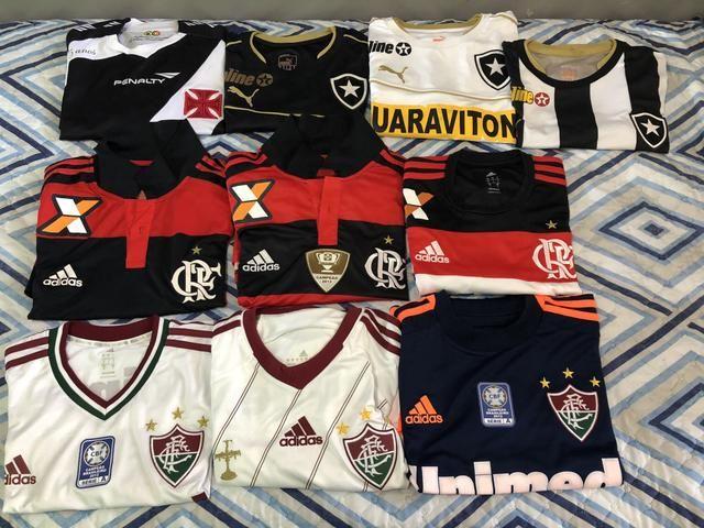 df13ffb89a Coleção camisas de futebol (59 camisetas) - Esportes e ginástica ...