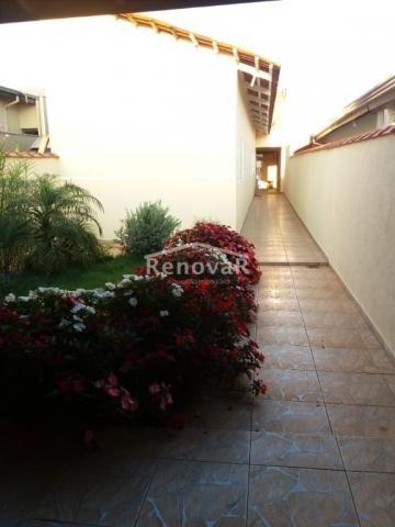 Casa à venda com 2 dormitórios em Vila são jorge, Nova odessa cod:274 - Foto 6