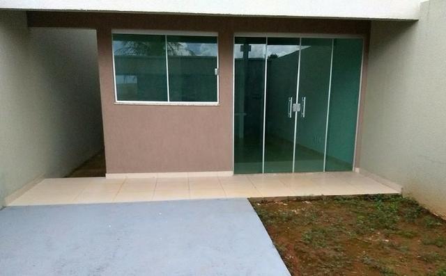 Casa Nova com 3 quartos na Região Noroeste de Goiânia (Minha Casa Minha Vida)