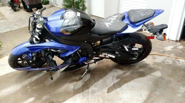 Moto Para Retirada De Peças/sucata Yamaha Yzr R6 Ano 2008