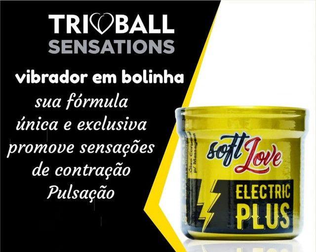 Kit 5 . Bolinhas Morango Champ e Eletrificante, Volumão e 2 Brindes(1 Anel) - Foto 6