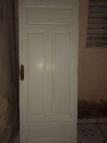 Porta com banderola - Foto 2