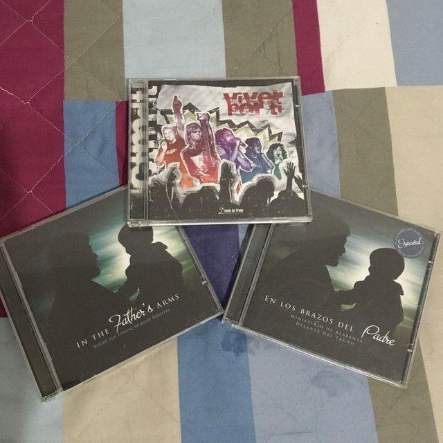 Diante do Trono (coleção de CDs originais) - Foto 5