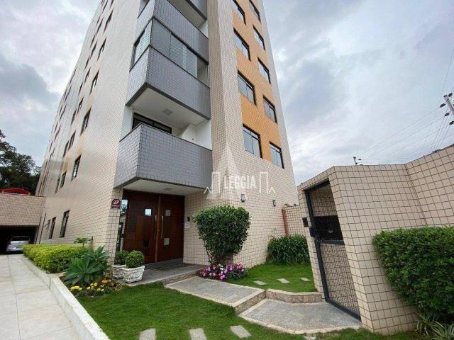 Apartamento com 3 dormitórios à venda, 95 m² por R$ 379.000,00 - América - Joinville/SC - Foto 3