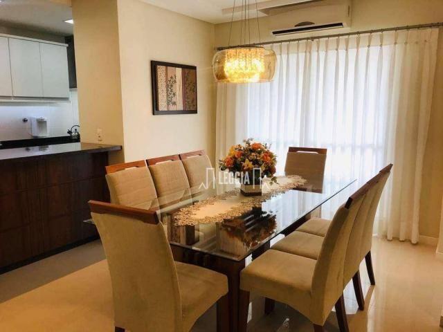 Apartamento com 3 dormitórios à venda, 98 m² por R$ 580.000,00 - América - Joinville/SC - Foto 8