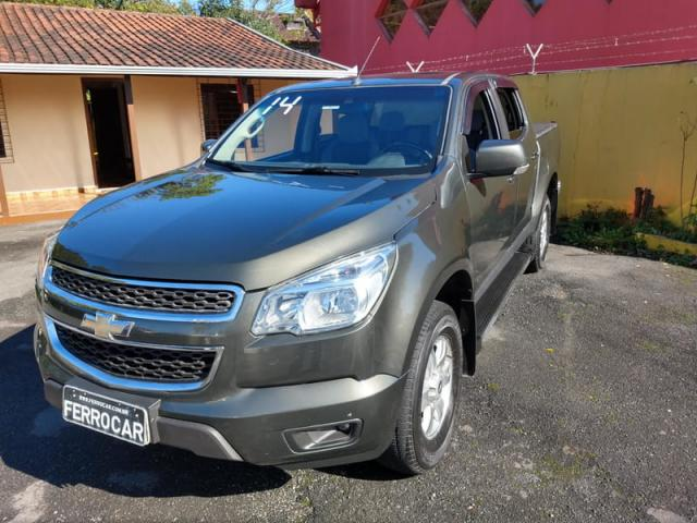 CHEVROLET S10 2.4 LT 4X2 CD FD2