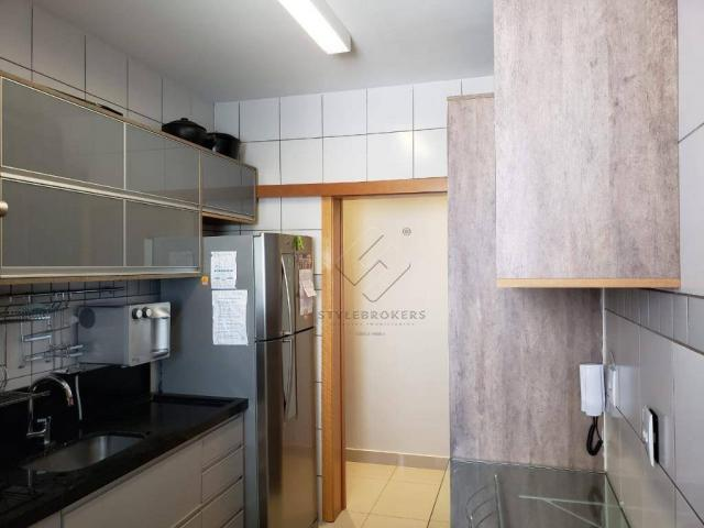 Apartamento com 2 dormitórios à venda, 79 m² por R$ 340.000,00 - Centro Sul - Cuiabá/MT - Foto 10