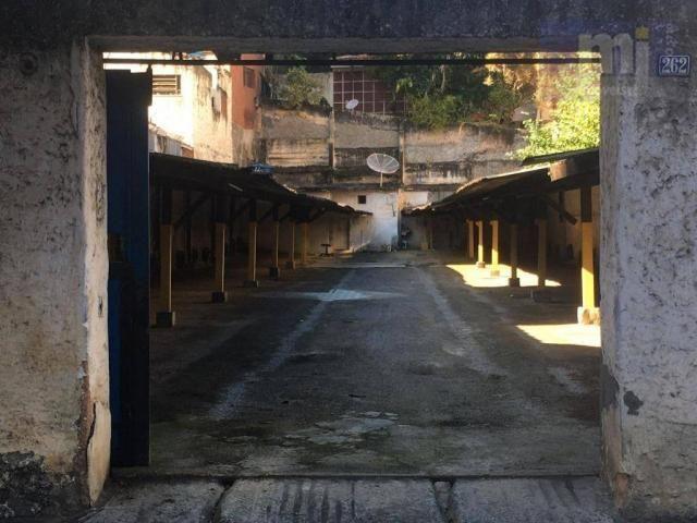 Terreno para alugar, 520 m² por R$ 4.000,00/mês - Ingá - Niterói/RJ