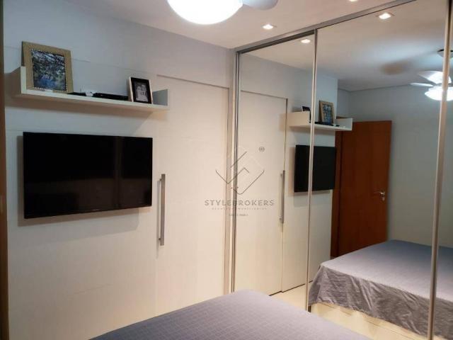 Apartamento com 2 dormitórios à venda, 79 m² por R$ 340.000,00 - Centro Sul - Cuiabá/MT - Foto 7