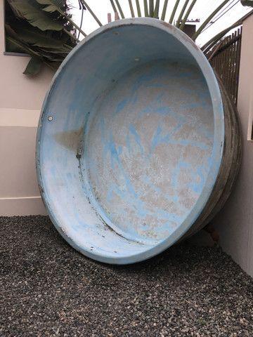 Piscina de 6.000 litros valor de $1.500reais - Foto 4