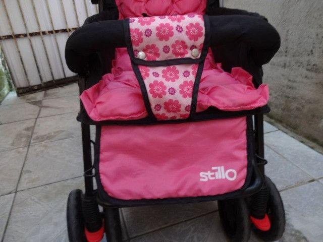 Carrinho Joy Stillo : Valor R$180,00 : Não Entrego : Whats : 997-613665 - Foto 4
