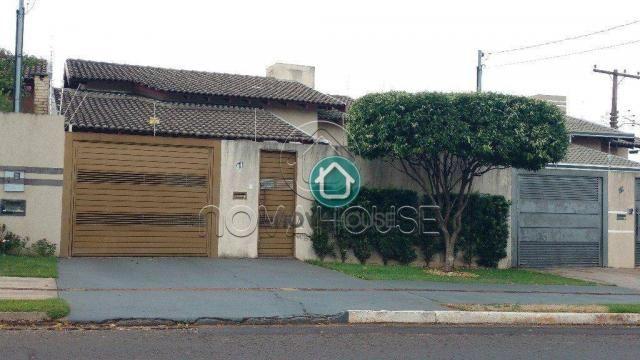 Casa Residencial à venda, Vila Taquarussu, Campo Grande - .