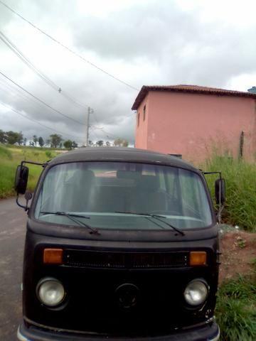 Kombi carroceria e passageiro - Foto 3