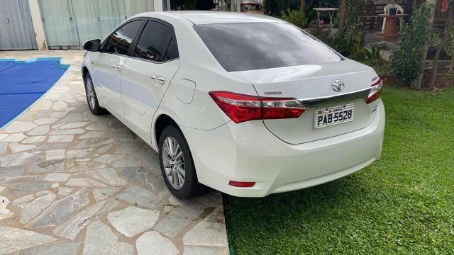 Corolla Altis 2.0 2016 - Revisado Sempre na Toyota - Aceito troca