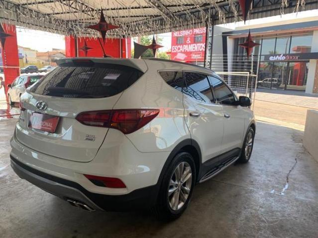 Hyundai Santa Fe  3.3L V6 4x4 5L GASOLINA MANUAL - Foto 4