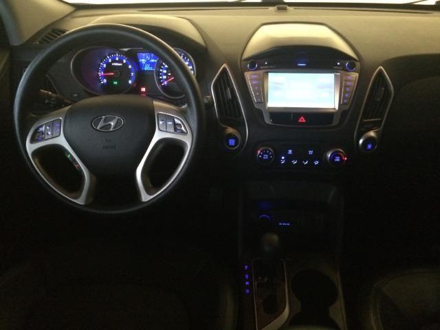 Hyundai IX35 2014 - Preta - Automática - Foto 3