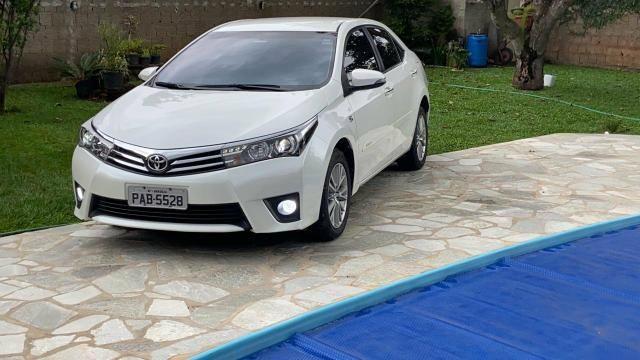 Corolla Altis 2.0 2016 - Revisado Sempre na Toyota - Aceito troca - Foto 4