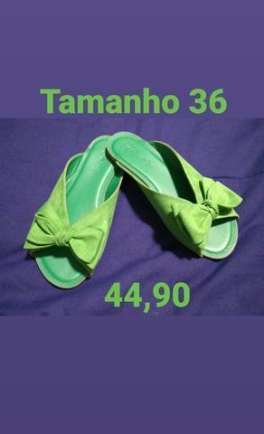 Sapatos novos diversos - Foto 4