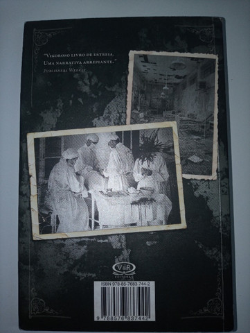 Livro Asylum - Foto 2