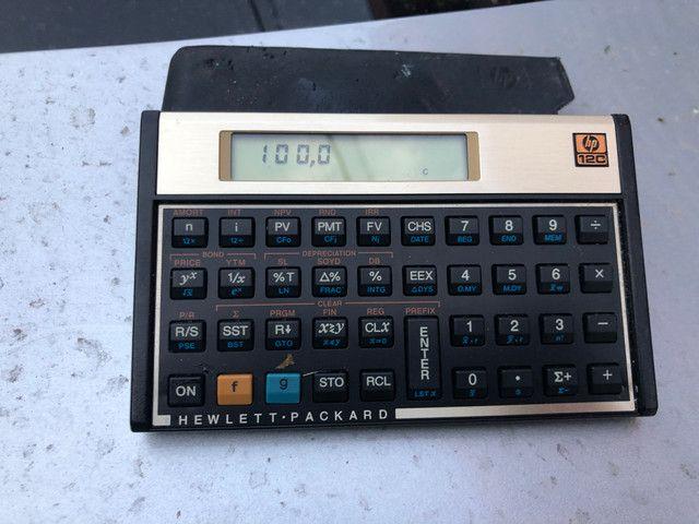 Calculadora HP financeira - Foto 2