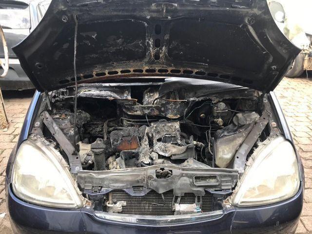 Sucata Mercedes Classe A160 1.6 2001, para retirada de peças - Foto 6