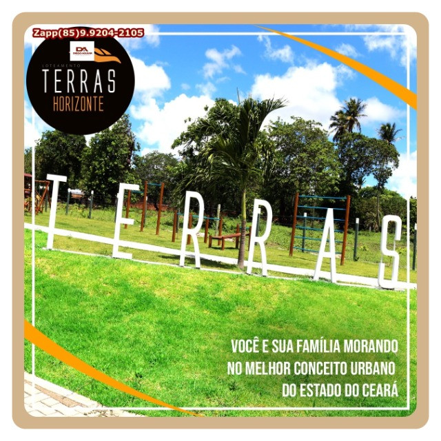 Lotes Terras Horizonte- Invista já #@!