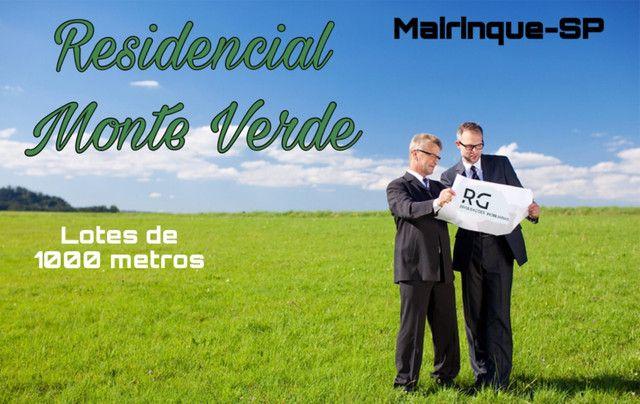 GL23/ Vende-se Lotes de 1000 metros em Mairinque SP