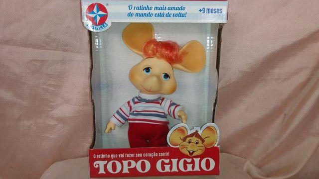 Topo Gigio estrela