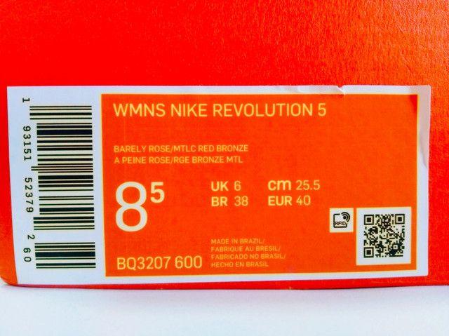 Tênis Original Nike revolution 5 - Foto 6